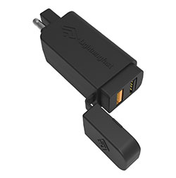 SAE to USB 2 Port