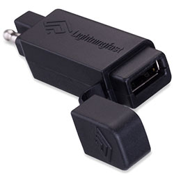 SAE to USB Motorcycle Adapter