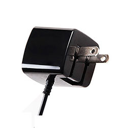 Apple Certified Wall Charger Black