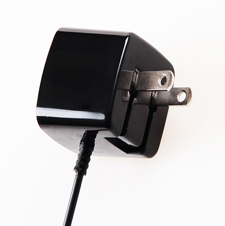 Apple Certified Wall Charger Black Right