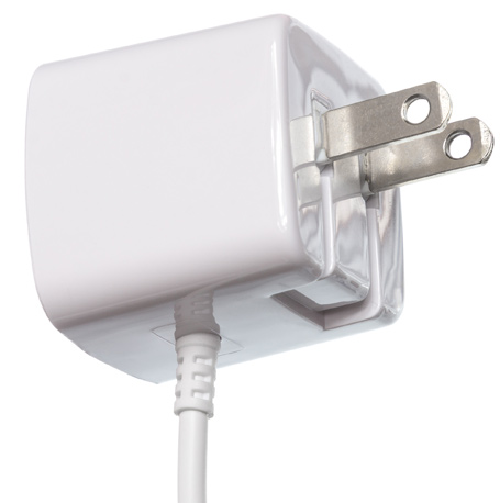 Apple Certified Wall Charger White Right